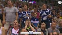 Flensburg-fans er i chok, da mesterskabet vakler: Så kommer dansker til undsætning