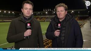 'Det er Superligaens bedste fodboldspiller' - ekspertkommentator hylder FCK-spiller efter 1-0 i Farum