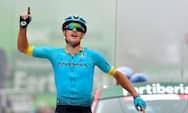 Jakob Fuglsang vinder bjergetape i Vueltaen