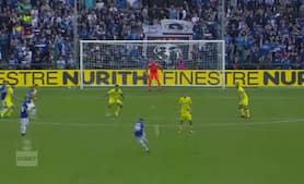 DOMMEDAGS-DRØN: Vildt frisparksmål i Serie A - curler den ind Roberto Carlos-style