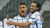 Inter lever i Champions League efter kæmpedrama mod Gladbach - se højdepunkterne