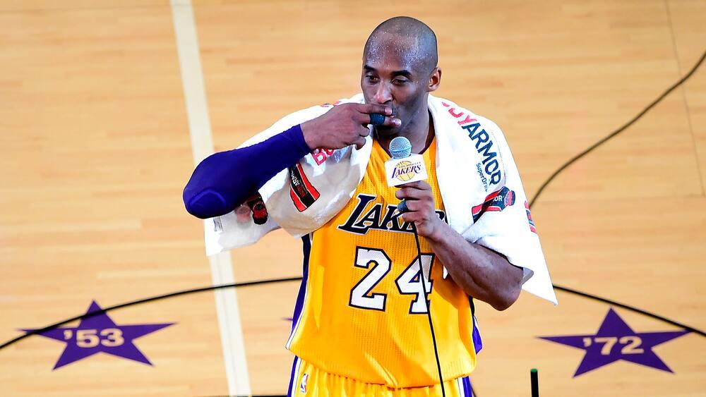 Sportsstjerner er i chok over Kobe Bryants død