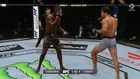 Adesanya knockouter Costa og bryder ud i breakdance