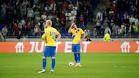 Hårdtkæmpende Brøndby nedlagt af Lyon på udebane