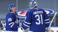 Frederik Andersen og Maple Leafs besejrer Winnipeg Jets - se highlights