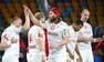 Efter pragtkamp: Mikkel Hansen lovpriser unge medspillere