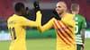 Brandvarm Braithwaite scorer for tredje kamp i træk i Barca-sejr