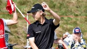 Dansk golftalent får god start på Dubai-turnering