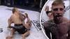 Karismatisk svensker knockouter kompetent veteran og spiller op til kameraet
