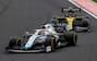 Williams-kører straffes med fem placeringer: Magnussen rykker en plads frem