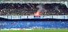 FCK-fans modtager spillerne med stærk tifo – Se den i videoen her