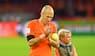 Arjen Robben siger farvel til landsholdet