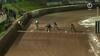 Dansk speedwaykører ryger ud i semifinale på hård aften