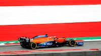 'This is fast, ooooh this is fast' - hør Carlos Sainz' vidunderlige radiomelding to minutter inde i F1-comeback