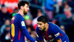 Barcelona tabte for en sjælden gangs skyld point i La Liga: 0-0 mod Getafe