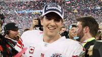En mindeværdig top 5: Her er de vildeste Eli Manning-momenter