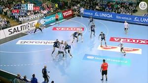 Rundens spiller: Aalborg-spiller hyldes efter smuk præstation