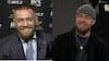 Falktoft viser sit yndlings McGregor-klip frem: 'Det er godt tv, det der'