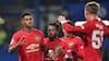 Manchester United i front! Stensikkert eksekveret af Rashford - brager bolden i kassen til 1-0 fra pletten