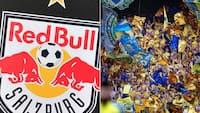 'Hellere konkurs end RB!' - Brøndby-fans reagerer med bannere foran stadion