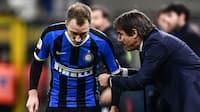 Inter-træner Conte roser Eriksen: 'Her har han gjort det godt'