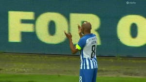 Rodolph Austin tager bevægende afsked med Esbjerg-fansene - Se videoen her