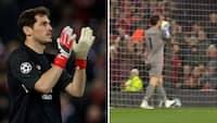 Casillas anden hjemmebane: Se de to kæmpe Anfield-hyldester til den spanske legende