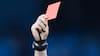 Ny regel: Hostende fodboldspillere kan få det røde kort