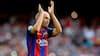 Sin sidste Barca-sæson? Iniesta bliver hyldet af hele stadionet - se de rørende billeder her