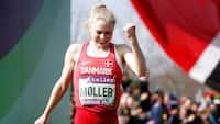 Her skærer Anna Emilie Møller SYV sekunder af dansk rekord - og klarer OL-krav