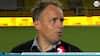'Der er jo klokkeklart straffe, og vi scorer også et mål, så vi glæder os rigtig meget til VAR'