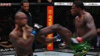 UFC-kæmpers tå går af led: 'Jeg troede, det var slut der'