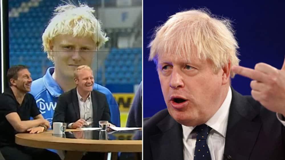 'Er det Boris Johnson?' Bechmann fik 1000 euro for forfædelig frisure