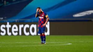 Efter Barcelonas CL-exit - Hvad nu, Messi?