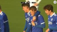 Fremad Amager forlænger med tidligere Brøndby- og Ajax-spiller - se flot langskudsmål