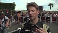 'Jeg har aldrig oplevet bilen sådan – den gled rundt': Grosjean, Gastly og Verstappen samler op på blandet grand prix i Frankrig