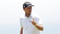Amerikaner fører årets tredje golfmajor efter første runde