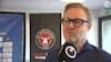 Claus Steinlein om trænerskifte: Det kom som et chok - men det er en rigtig modig beslutning