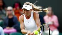 Skade sender Wozniacki hurtigt videre ved Wimbledon