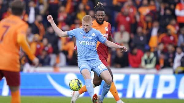 Velspillende Randers får uafgjort mod tyrkisk storklub