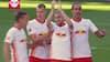 Dansker-dong! Yussuf header Leipzig på 2-0
