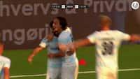 Lyngby og Helsingør tromler videre, problemer på Amager: Se alle rundens mål fra NordicBet Ligaen