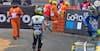 'Hvad i alverden sker der her?' - To MotoGP-kørere styrter under opvarmning