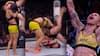 SMAK! Andrade bodyslammer Namajunas og vinder UFC-titel - se den voldsomme afslutning her
