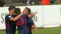 'Fantastisk drøn' - Andersen scorer på hjemmeholdets første chance