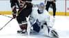 Frederik Andersen lukker fire mål ind i NHL-comeback