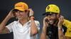 Luna: Lando og Ricciardo er 'loco' - de passer så godt til McLaren!