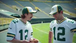 NFL retro: Da Rodgers-dobbeltgænger mødte superstjernen - og fik Green Bay til at måbe