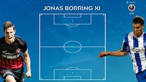 Jonas Borrings start XI - Målmanden med vinderkultur og en fremtidig landsholdsback