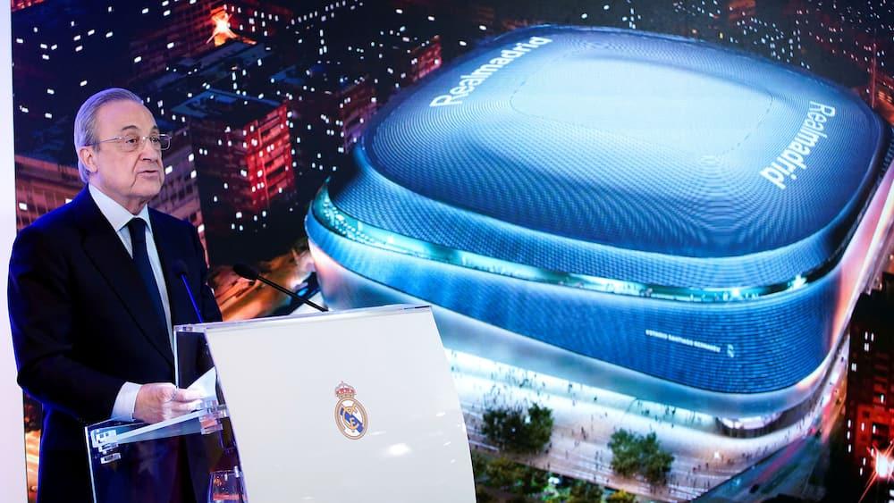 6bdda46d Bernabeu foran kæmpe-renovering: Real Madrid låner milliarder til at  modernisere stadion